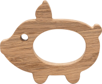 Прорезыватель для зубов Polle Toys Свинья TO0104OA00 -