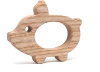 Прорезыватель для зубов Polle Toys Свинья TO0104AS00 -