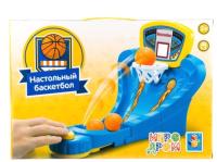 Активная игра 1Toy Баскетбол настольный / Т10823 -