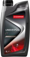 Моторное масло Champion Universal 2T / 8202001 (1л) -