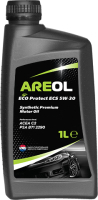 Моторное масло Areol Eco Protect ECS 5W30 / 5W30AR126 (1л) -