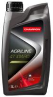 Моторное масло Champion Agriline 4T 10W30 / 8209307 (1л) -
