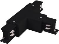 Коннектор для шинопровода Elektrostandard TRC-1-3-TR-BK (черный) -