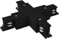 Коннектор для шинопровода Elektrostandard TRC-1-3-X-BK (черный) -