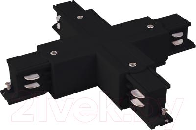 Коннектор для шинопровода Elektrostandard TRC-1-3-X-BK (черный)