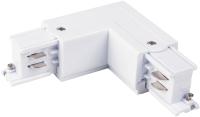 Коннектор для шинопровода Elektrostandard TRC-1-3-L-WH -