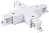 Коннектор для шинопровода Elektrostandard TRC-1-3-X-WH -