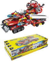 Конструктор 1Toy Blockformers Трансфайертрак / Т18965 -