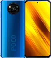 Смартфон Xiaomi Poco X3 6GB/128GB (Cobalt Blue) -