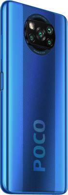 Смартфон Xiaomi Poco X3 6GB/128GB (синий)