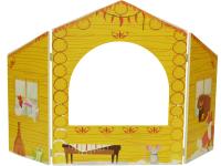 Аксессуар для кукольного домика Paremo Теремок / PE720-219T -