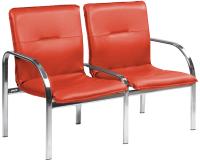 Секция стульев Nowy Styl Staff-2 Chrome (V-27) -