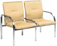 Секция стульев Nowy Styl Staff-2 Chrome (Eco-1) -