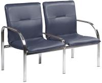Секция стульев Nowy Styl Staff-2 Chrome (Eco-22) -