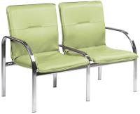 Секция стульев Nowy Styl Staff-2 Chrome (Eco-45) -