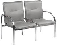 Секция стульев Nowy Styl Staff-2 Chrome (Eco-70) -