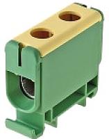 Клемма EKF PROxima PLC-KVS-16-50-Y-Green -