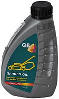 Моторное масло Q8 Garden Oil SAE 30 / 103156301 (1л) -