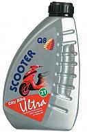 Моторное масло Q8 Scooter City Bike Ultra / 200012001 (1л) -