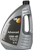 Моторное масло Q8 Advanced 10W40 / 101118001654 (4л) -