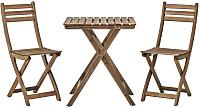 Комплект складной мебели Ikea Аскхольмен 192.288.85 -