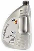 Моторное масло Q8 Excel 5W40 / 101107201654 (4л) -