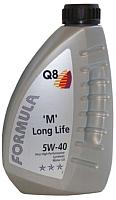 Моторное масло Q8 M Long Life 5W40 / 101107901760 (1л) -