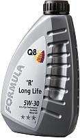 Моторное масло Q8 R Long Life 5W30 / 101108001760 (1л) -