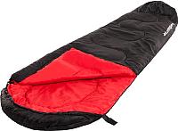 Спальный мешок Acamper Кокон-мумия 300 (черный) -