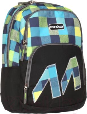 Школьный рюкзак Mendoza 39914-17 morat mendoza