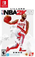 Игра для игровой консоли Nintendo Switch NBA 2K21 (английская версия) -