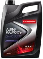 Моторное масло Champion New Energy Ultra 10W40 / 8201202 (5л) -