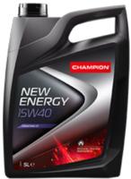 Моторное масло Champion New Energy 15W40 / 8201417 (5л) -
