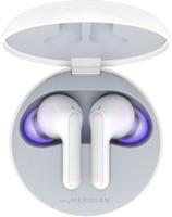 Беспроводные наушники LG Tone Free FN6 True Wireless / HBS-FN6.ABRUWH (белый) -