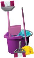 Набор хозяйственный игрушечный Terides Для уборки. Принцесса и Единорог / Т4-139 -