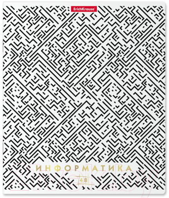 Тетрадь предметная, 3 шт. Erich Krause Ассоциации. Информатика / 49439