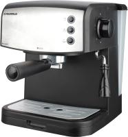 Кофеварка эспрессо Maunfeld MF-734BK -