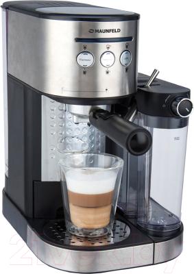 Кофемашина Maunfeld MF-720S Pro