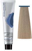 Крем-краска для волос Elgon Moda&Styling 10/31 платиновый блонд золотисто-пепельный (125мл) -