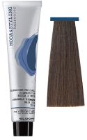 Крем-краска для волос Elgon Moda&Styling 4/3 каштановый золотистый (125мл) -
