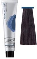 Крем-краска для волос Elgon Moda&Styling 4/85 каштановый коричнево-красный (125мл) -