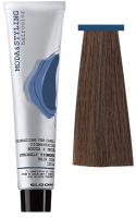 Крем-краска для волос Elgon Moda&Styling 6/3 темный блонд золотистый (125мл) -