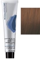 Крем-краска для волос Elgon Moda&Styling 6/38 темный блонд золотисто-коричневый (125мл) -