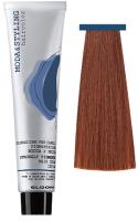 Крем-краска для волос Elgon Moda&Styling 6/4 темный блонд медный (125мл) -