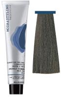 Крем-краска для волос Elgon Moda&Styling 7/1 блонд пепельный (125мл) -