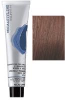 Крем-краска для волос Elgon Moda&Styling 7/85 темный блонд золотисто-коричневый (125мл) -