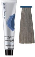 Крем-краска для волос Elgon Moda&Styling 8/1 светлый блонд пепельный (125мл) -