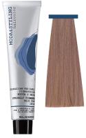 Крем-краска для волос Elgon Moda&Styling 8/27 светлый блонд жемчужный (125мл) -
