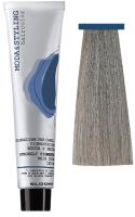 Крем-краска для волос Elgon Moda&Styling 9/1 очень светлый блонд пепельный (125мл) -