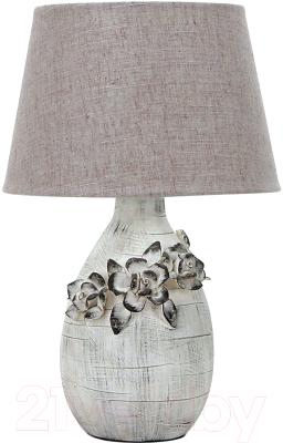 Прикроватная лампа Лючия Фиалки 433